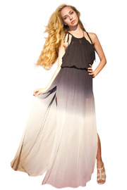 Shoptiques Product: Ombre Maxi Dress