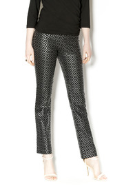 Krazy Larry Geometric Pant - Product Mini Image