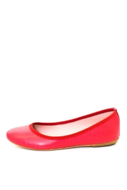 993 Internal Wedge Leather Ballerina - Product Mini Image