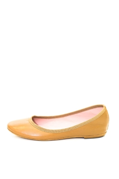 Shoptiques Product: Tan Wedge Ballerina