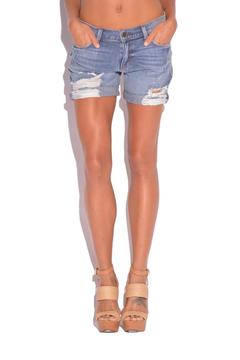 Shoptiques Product: Kate Boyfriend Shorts