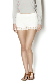 Elise Lace Shorts - Product Mini Image