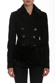 Members Only Wool Military Coat - Product Mini Image