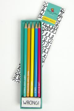 Happy Jackson  Cheerful Pencils - Product List Image