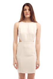 Shoptiques Product: Cutout Fitted Dress