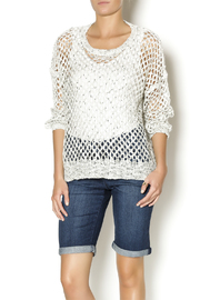 sisters Salt And Pepper Sweater - Front cropped