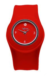 Winky Designs Red Slap Watch - Product Mini Image