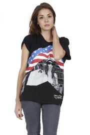 Shoptiques Product: Oversize Just Married Tee