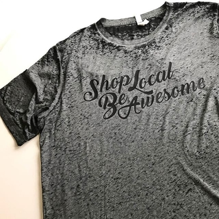 Shoptiques Gray Style Tee