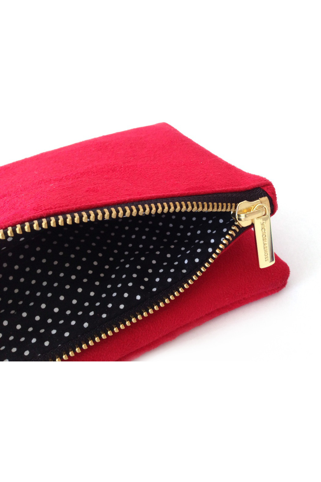 Victoria Khoss Foldover Clutch - Back Cropped Image