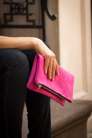 Victoria Khoss Foldover Clutch - Other