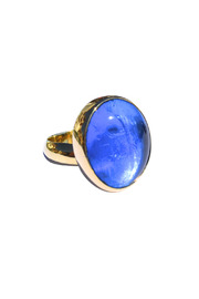 Shoptiques Product: Tumbaga and Glass Ring