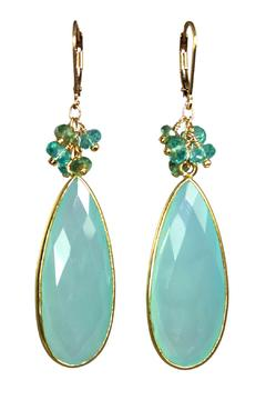 Melinda Lawton Jewelry Chalcedony And Apatite - Product List Image