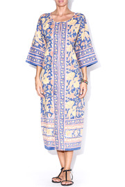 Kerry Cassill Resort Flower Kurta - Product Mini Image