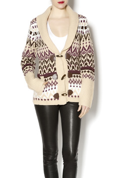 Shoptiques Product: Fair Isle Cardigan