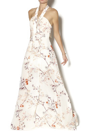 Ark & Co. Floral Halter Maxi - Side cropped