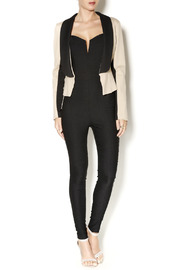 Whitney EVE Whitney Eve Cut-Out Blazer - Front full body