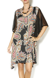 Uncle Frank Flutter Sleeve Dress - Product Mini Image