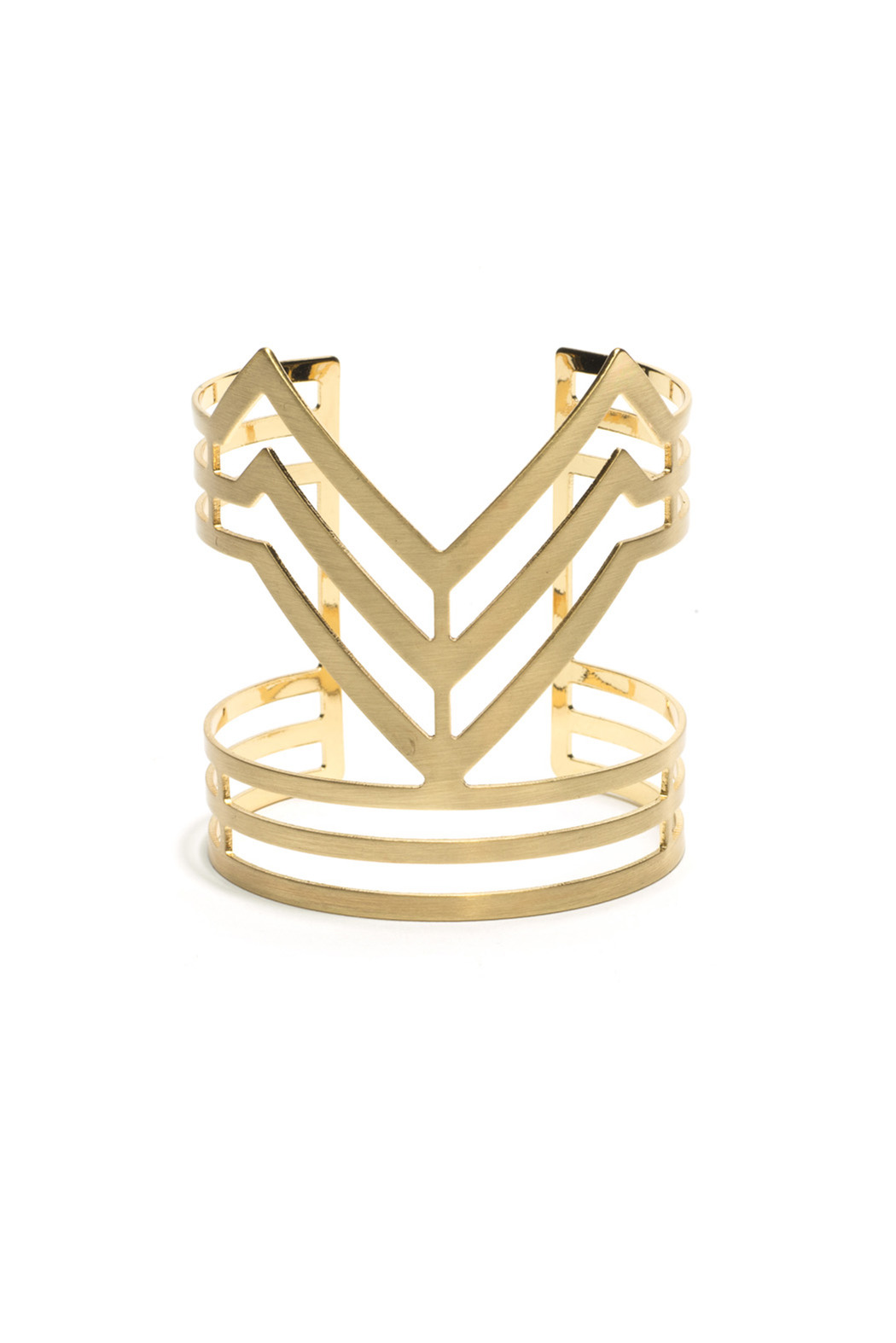Nolan Aztec Cuff - Front Cropped Image
