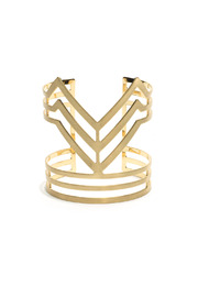 Nolan Aztec Cuff - Front cropped