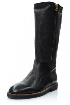 Shoptiques Product: Double Zippered Boot
