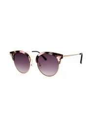 A. J. Morgan Sheva Floral Sunglasses - Product Mini Image