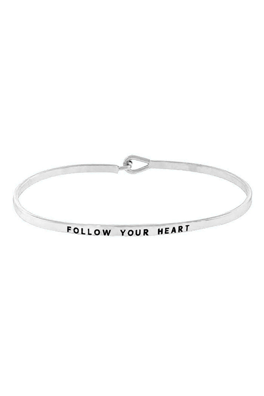 A&B Home Follow Your Heart Bracelet - Front Cropped Image