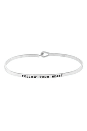 A&B Home Follow Your Heart Bracelet - Product Mini Image