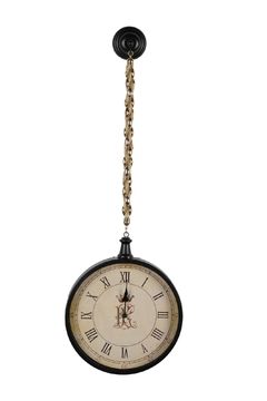 Shoptiques Product: Hanging Clock Fob