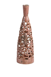 A&B Home Lg Blush Vase - Front cropped