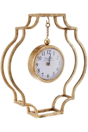 A&B Home Swinging Clock - Product Mini Image