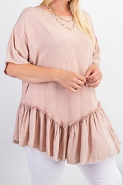 Easel  So Soft Tunic - Product Mini Image
