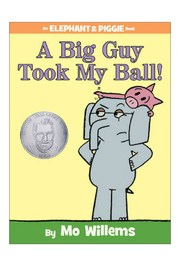 Hachette Book Group A Big Guy Took My Ball! An Elephant & Piggie Book - Product Mini Image