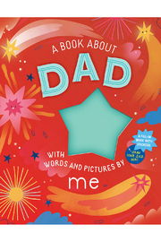 Workman Publishing A Book About Dad With Words And Pictures By Me - Front cropped