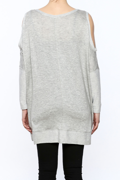 a.gain Grey Tunic Top - Alternate List Image