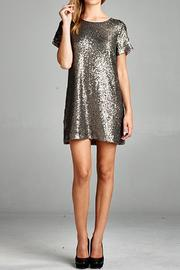 a.gain Sequin Dress - Front cropped