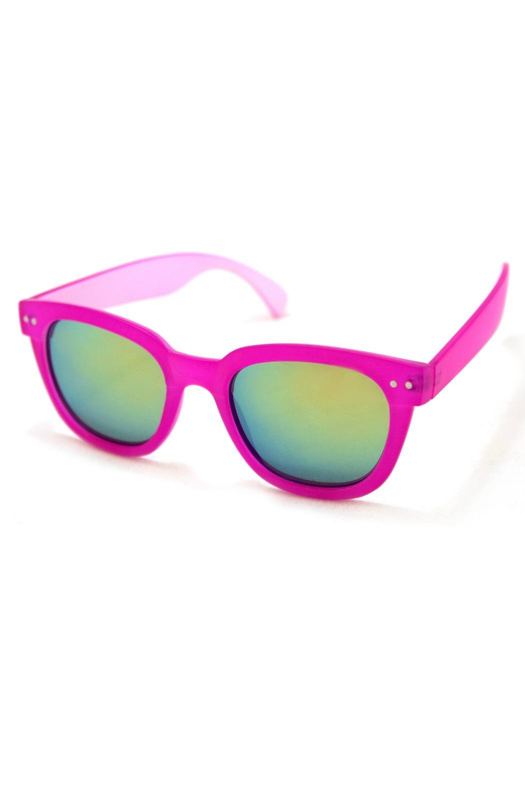 AJ Morgan Glow Sunglasses - Front Cropped Image