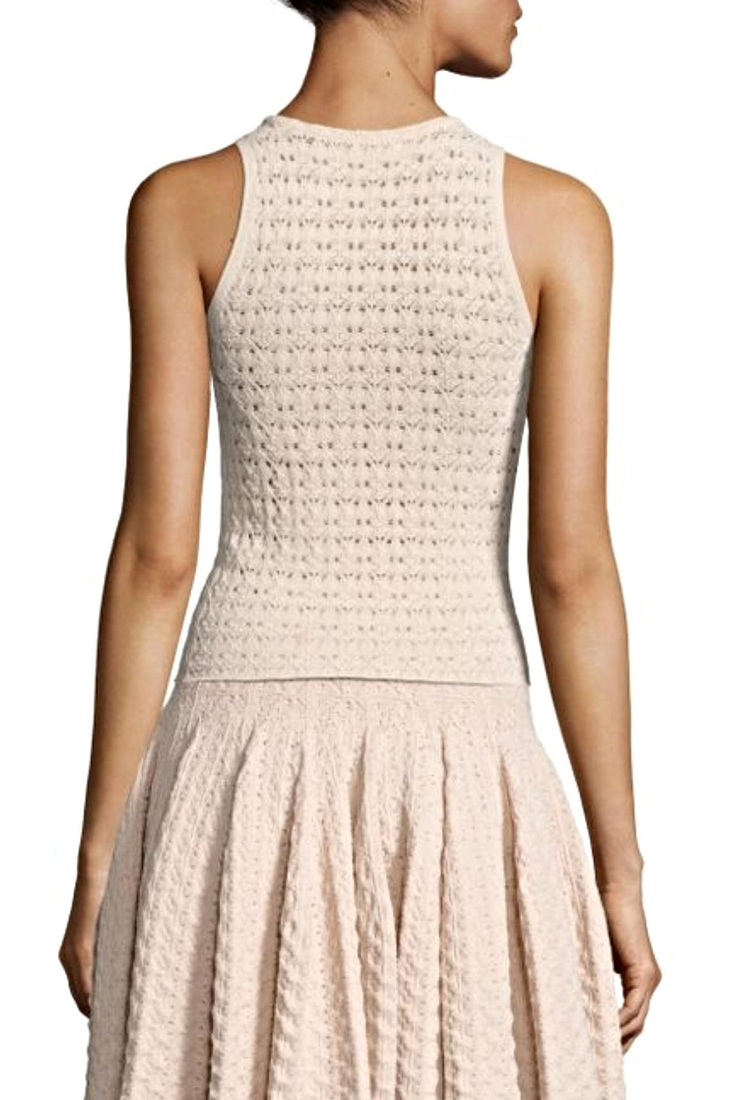 A.L.C. Casey Knit Top - Front Full Image