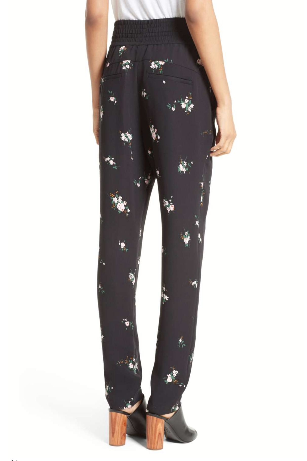 A.L.C. Kyrie Floral Pant - Front Full Image
