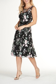 Frank Lyman A-line Embroidered Dress - Product Mini Image