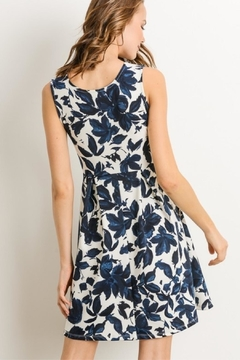 Gilli USA A-Line Floral Dress - Alternate List Image