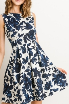 Gilli USA A-Line Floral Dress - Product List Image