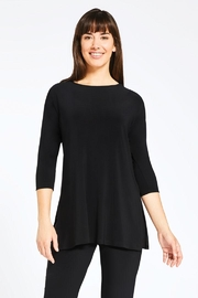 Sympli A-Line Jersey Top - Product Mini Image