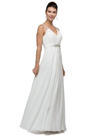 DANCING QUEEN A-Line Off White Bridal Gown - Product Mini Image