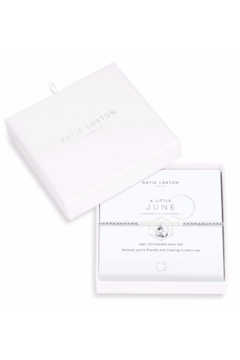 Katie Loxton A Little Birthstone Bracelet - Alternate List Image