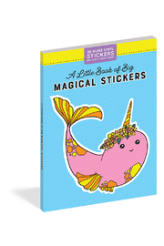 Workman Publishing A Little Book Of Big Stickers - Product Mini Image