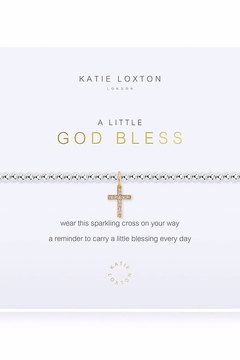 Katie Loxton A Little God Bless Braclet - Product List Image