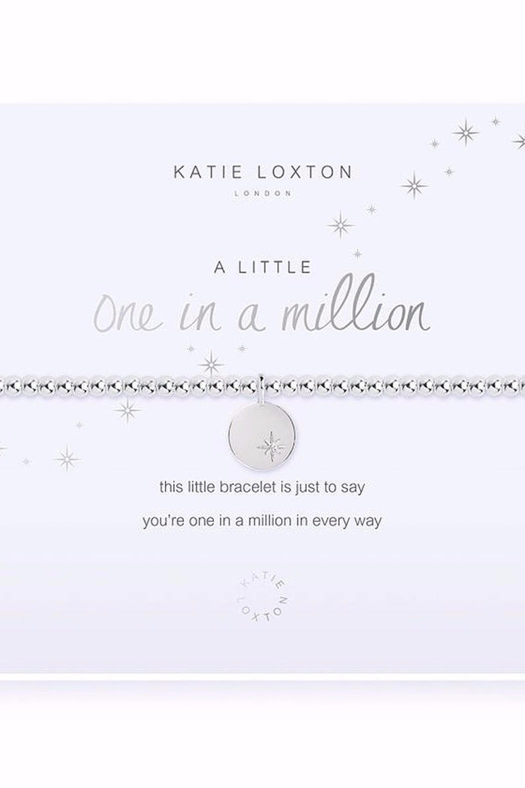 Katie Loxton A Little One In A Million - Main Image