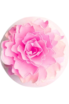 A'Marie's Bath Flower Shop Flower-Soap Pink Patty - Product List Image
