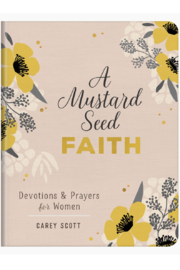 Barbour  A Mustard Seed Faith Devotional - Product Mini Image